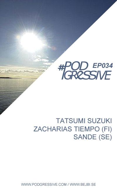#Podgressive EP034
