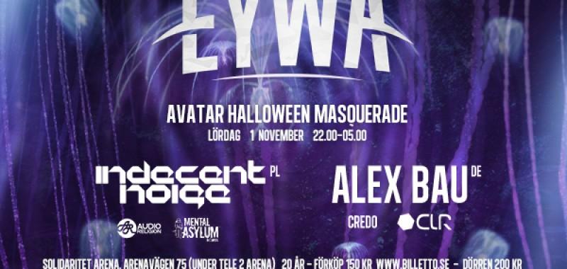 News: EYWA – Halloween Masquerade