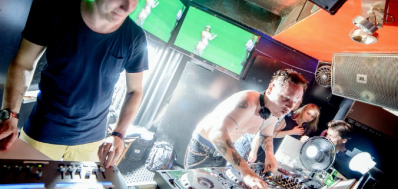 Pictures: MondayBar Weekend with Proteus