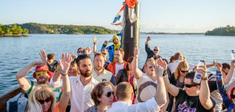 Pictures: Kollektivet STHLM pres. Skärgårdskollektivet 2015